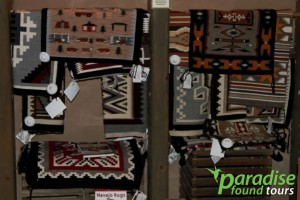 Hopi House at the Grand Canyon South Rim is a great place to pick up a lovely souvenir Navajo Rug.