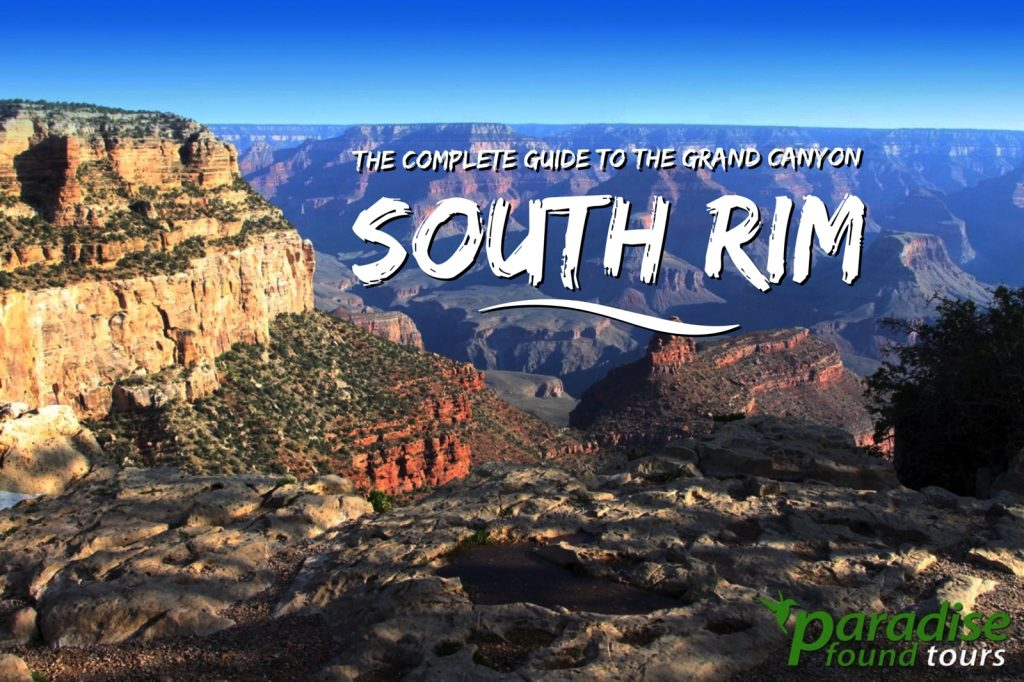 A beautiful viewpoint taken at the Grand Canyon South Rim. Use our complete guide to know what is happening at the South Rim.
