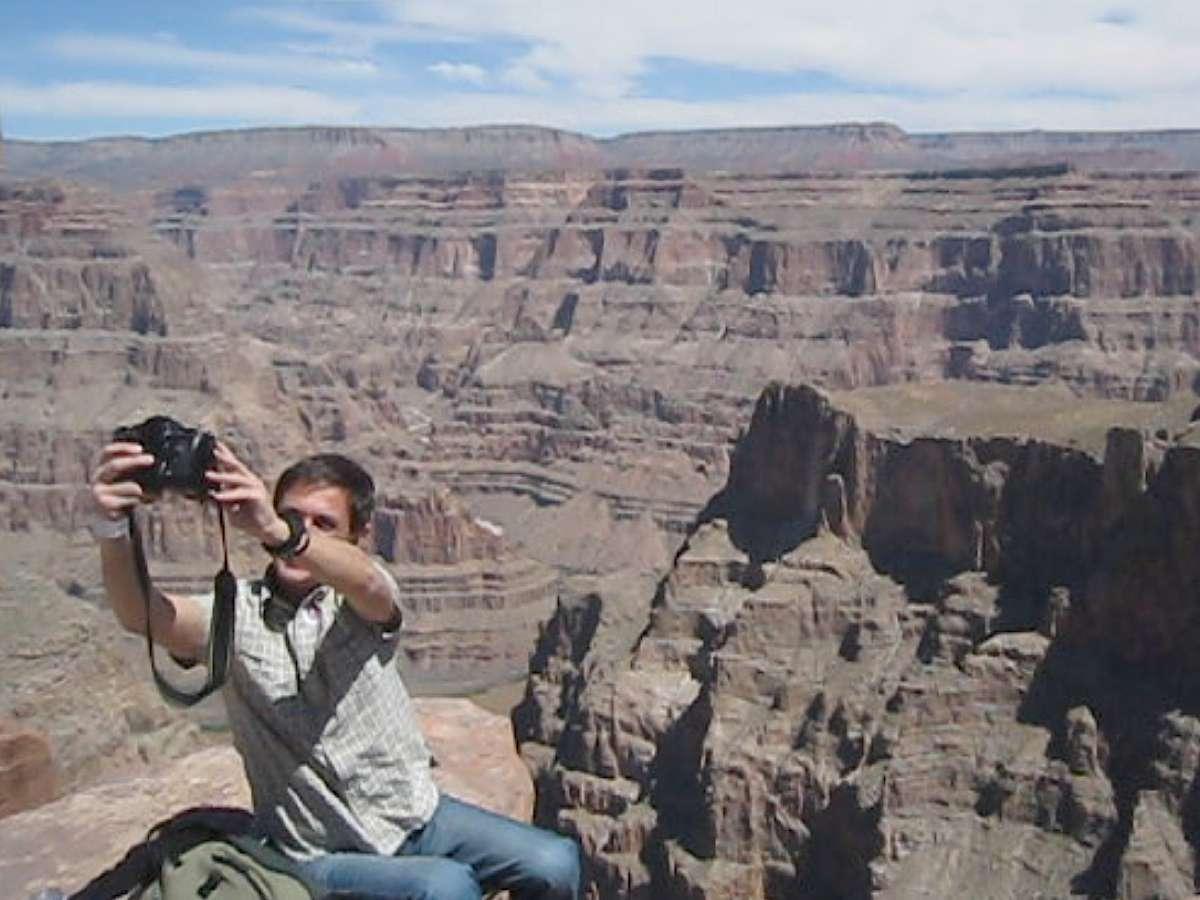 Grand Canyon West Rim Bus Tour Paradise Found Tours