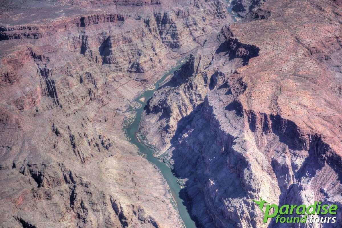 Grand Canyon West Rim Airplane Tour Paradise Found Tours