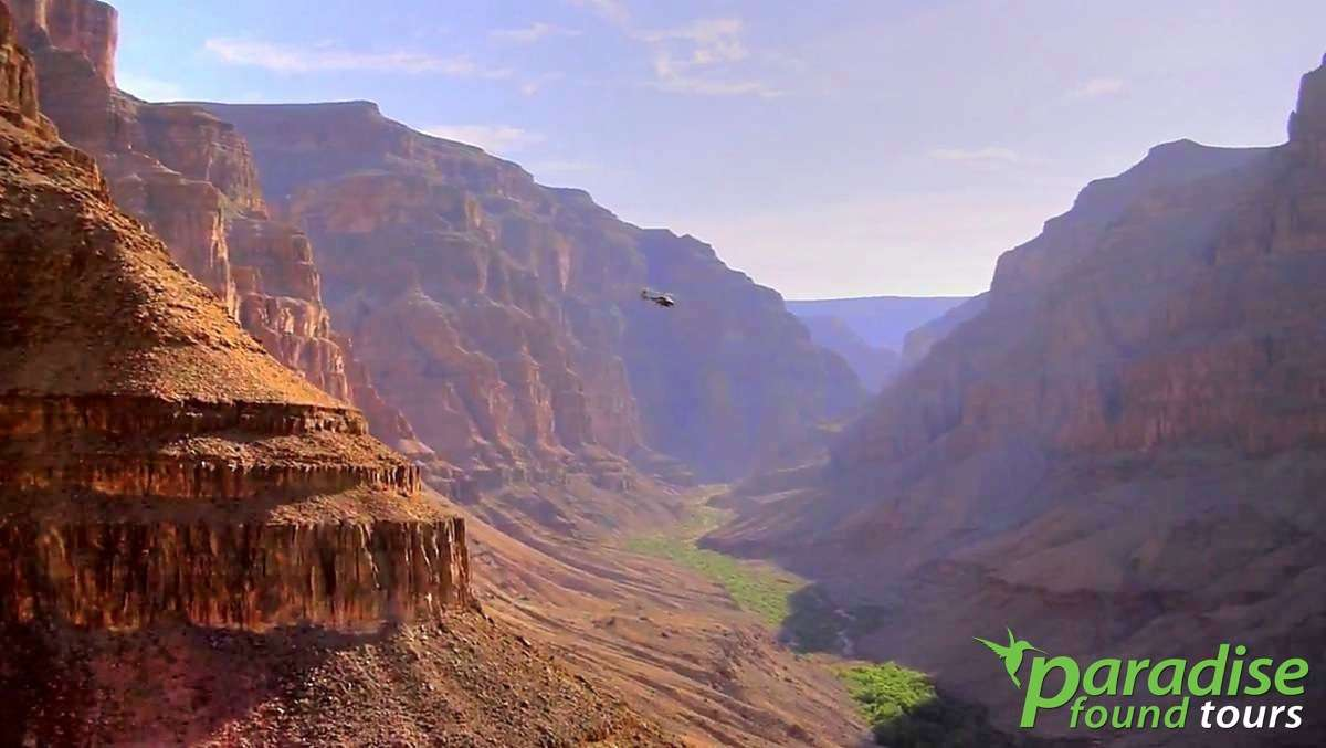 Helicopter Tour Canyon City