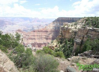 Seeing Mather Point is one of the many great things to do
