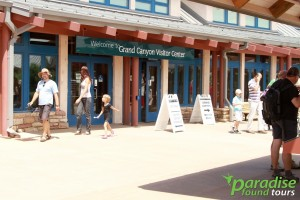 Stopping at the Grand Canyon Visitor Center is a must for any nature seeker wanting to explore the canyon.